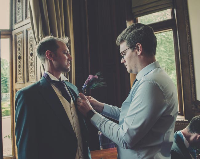 Manor by the Lake Wedding Photographer | Peter Smart Photography